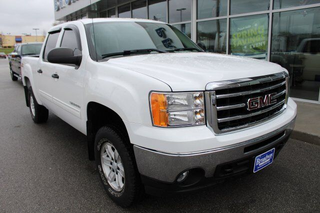 2011 GMC Sierra 1500 SLE Green Bay WI