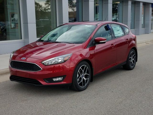2017 Ford Focus SEL Green Bay WI