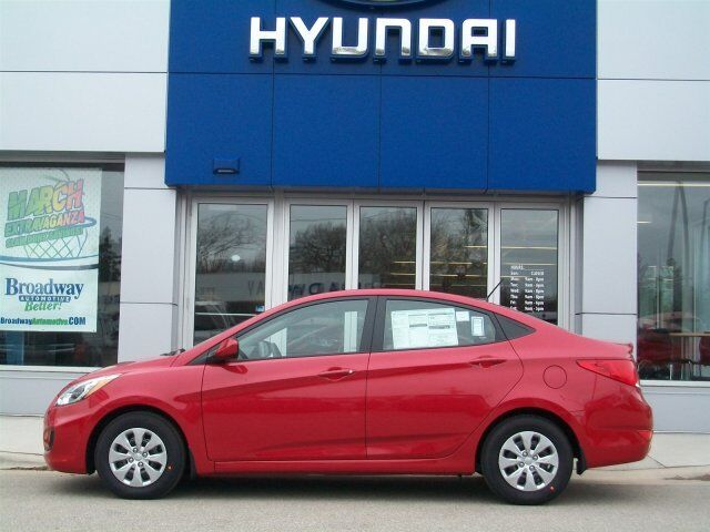 2017 Hyundai Accent SE Green Bay WI