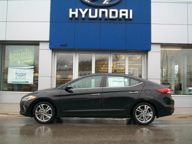 2017 Hyundai Elantra Limited Green Bay WI