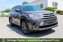 2017 Toyota Highlander LE Plus South Burlington VT