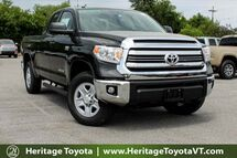 2017 Toyota Tundra SR5 South Burlington VT