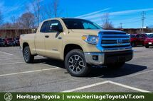 2017 Toyota Tundra SR5 TRD Off-Road South Burlington VT