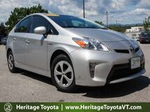 2012 Toyota Prius  South Burlington VT