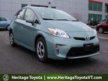 2014 Toyota Prius Two South Burlington VT