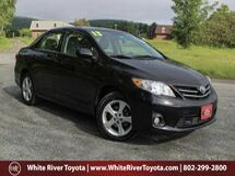 2013 Toyota Corolla LE White River Junction VT