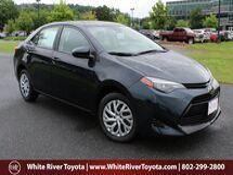 2017 Toyota Corolla LE White River Junction VT