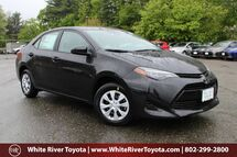 2017 Toyota Corolla L White River Junction VT