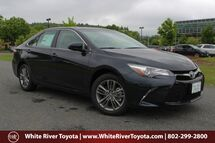 2017 Toyota Camry SE White River Junction VT