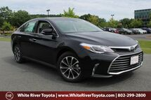 2017 Toyota Avalon XLE Plus White River Junction VT