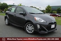 2017 Toyota Prius c One White River Junction VT