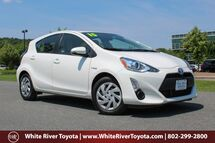 2015 Toyota Prius c One White River Junction VT