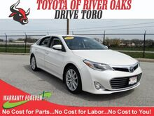 2015 Toyota Avalon Limited Calumet City IL