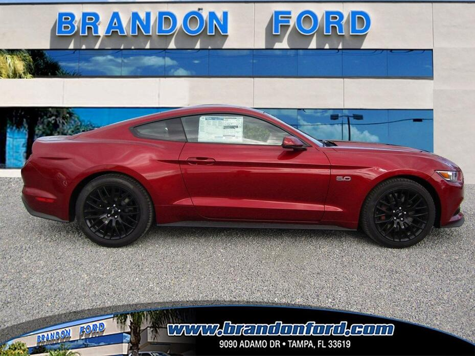 2017 ford mustang gt premium performance package tampa fl 16626390. Black Bedroom Furniture Sets. Home Design Ideas