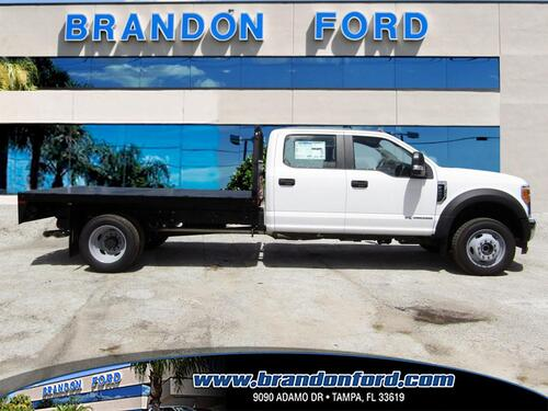 2017 Ford Super Duty F-450 DRW XL GOOSENECK FLATBED 11 FT Tampa FL