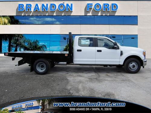 2017 Ford Super Duty F-350 DRW XL FLATBED 10 FT Tampa FL