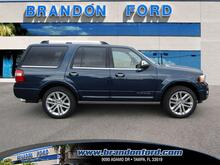 2017 Ford Expedition Platinum Tampa FL