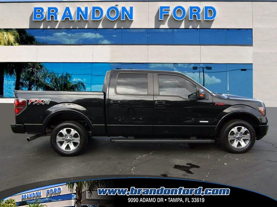 2014 ford f 150 fx2 tampa fl 5898499. Black Bedroom Furniture Sets. Home Design Ideas
