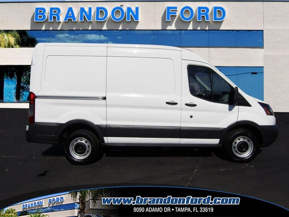 2016 ford transit cargo van tampa fl 16749027. Black Bedroom Furniture Sets. Home Design Ideas