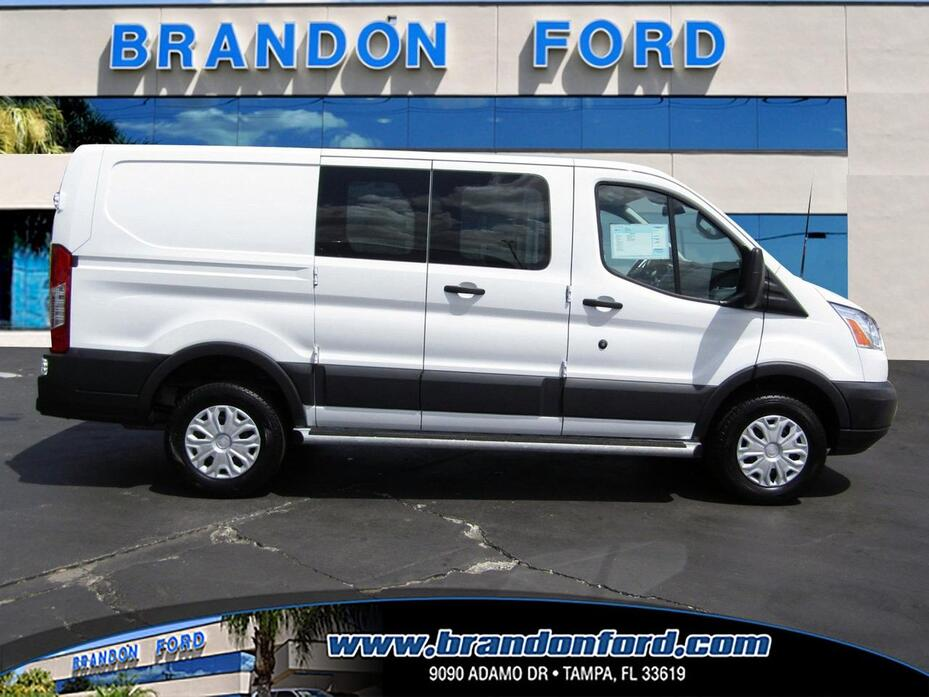 2016 ford transit cargo van tampa fl 18686100. Black Bedroom Furniture Sets. Home Design Ideas