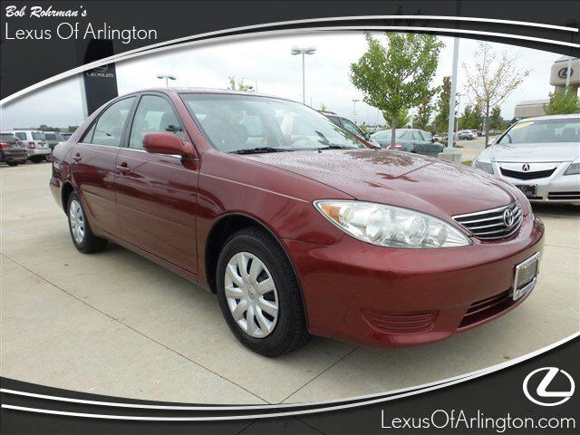 2006 toyota camry le arlington heights il 15249272. Black Bedroom Furniture Sets. Home Design Ideas