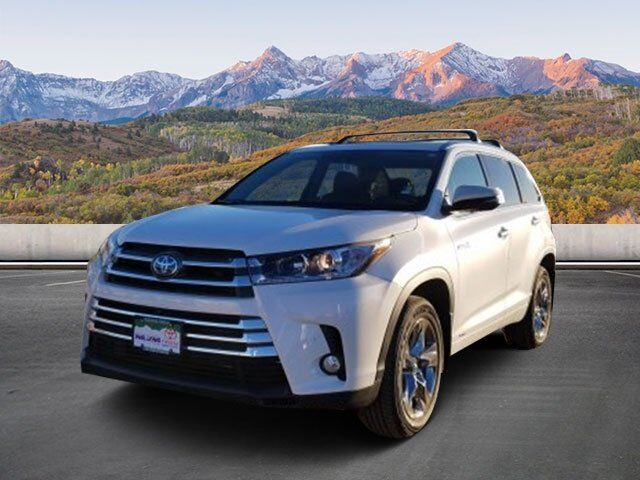 2017 toyota highlander hybrid limited platinum trinidad co 17265123. Black Bedroom Furniture Sets. Home Design Ideas