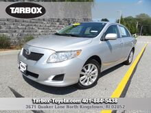 2010 Toyota Corolla LE North Kingstown RI