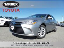 2017 Toyota Camry Hybrid LE North Kingstown RI