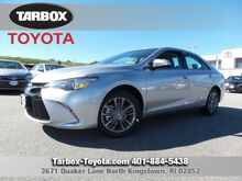 2017 Toyota Camry SE North Kingstown RI