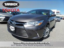 2017 Toyota Camry LE North Kingstown RI