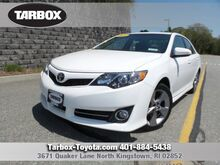 2014 Toyota Camry SE Sport North Kingstown RI