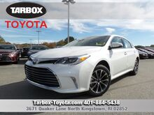 2017 Toyota Avalon XLE Premium North Kingstown RI