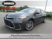 2017 Toyota Avalon Limited North Kingstown RI