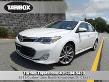 2014 Toyota Avalon XLE Touring North Kingstown RI