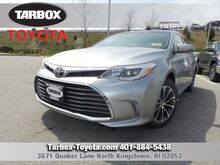 2017 Toyota Avalon XLE Plus North Kingstown RI
