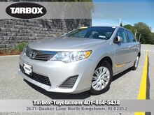 2014 Toyota Camry LE North Kingstown RI