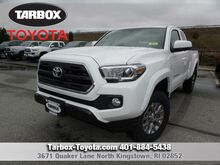 2017 Toyota Tacoma SR5 North Kingstown RI