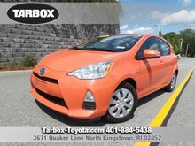 2013 Toyota Prius c One North Kingstown RI