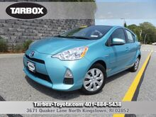 2012 Toyota Prius c Two North Kingstown RI
