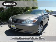 2004 Toyota Camry LE North Kingstown RI