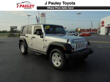 2011 Jeep Wrangler Unlimited Sport Fort Smith AR