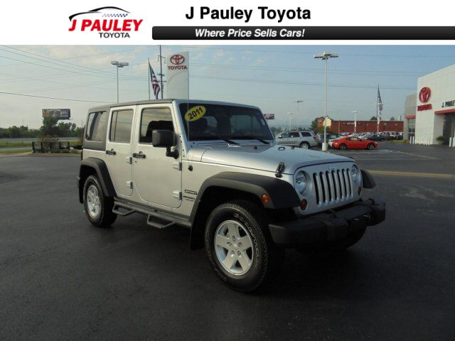 2011 Jeep Wrangler Unlimited Sport Fort Smith Ar 19359217