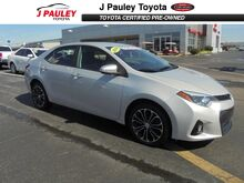 2014 Toyota Corolla S Fort Smith AR