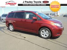 2017 Toyota Sienna LE Fort Smith AR