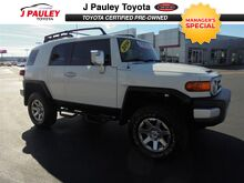 2014 Toyota FJ Cruiser 4WD Fort Smith AR