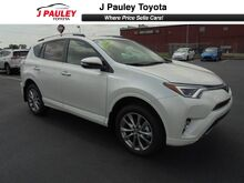 2017 Toyota RAV4 Platinum AWD Fort Smith AR