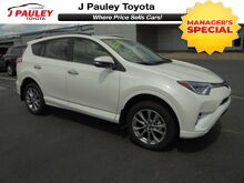 2017 Toyota RAV4 Platinum Fort Smith AR
