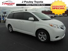 2017 Toyota Sienna LE Only $299 A Month! Fort Smith AR