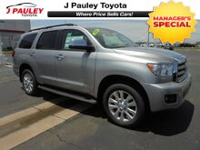 2017 Toyota Sequoia Platinum Model Year Closeout! Fort Smith AR