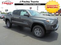 Toyota Tacoma SR5 Only $289 A Month! 2017